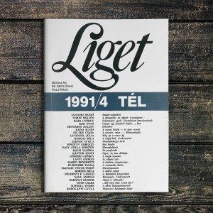 LIGET FOLYÓIRAT | 1991 TÉL