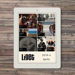 LIGET FOLYÓIRAT | 2016 ÁPRILIS