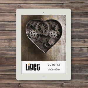 LIGET FOLYÓIRAT | 2016 DECEMBER