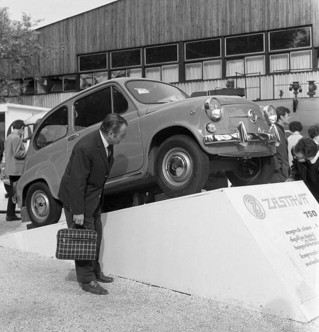 Zastava 750 típusú személygépkocsi