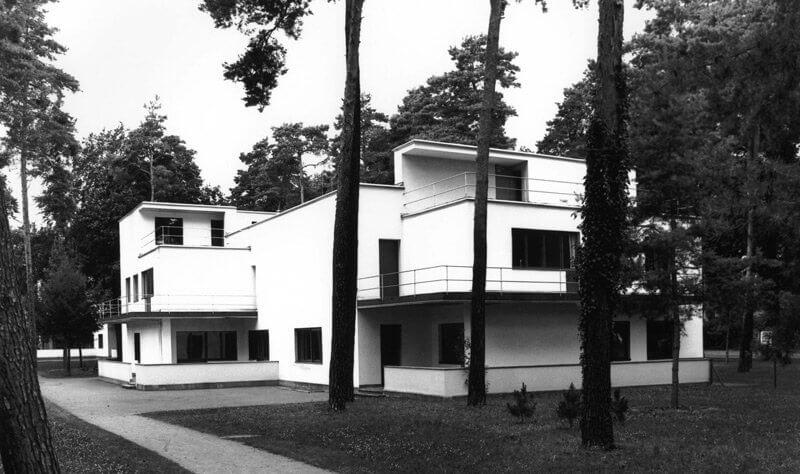 Gropius-ház Dessauban