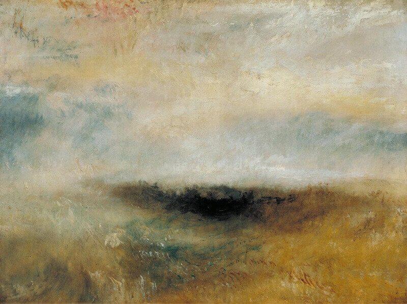 Joseph Mallord William Turner: Tengeri látkép közelgő viharral, tate.org.uk