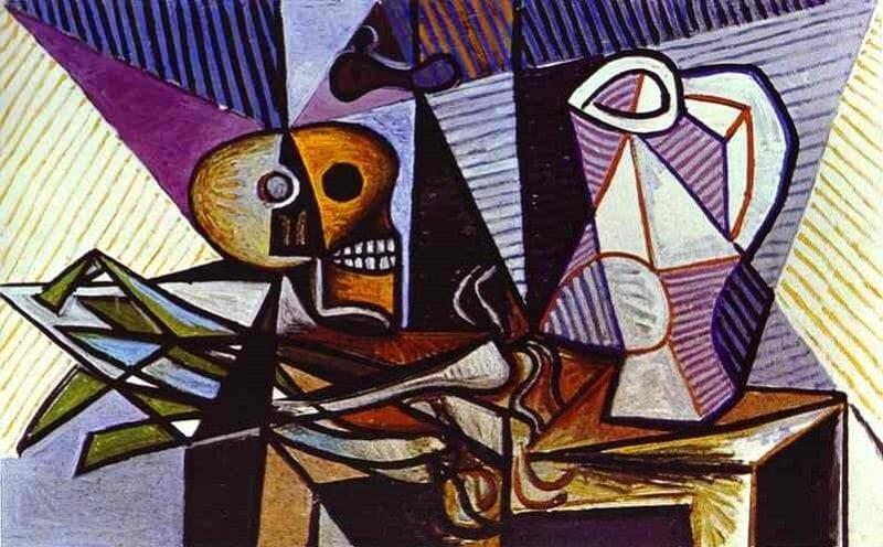 Pablo Picasso: Csendélet, pablo-ruiz-picasso.net