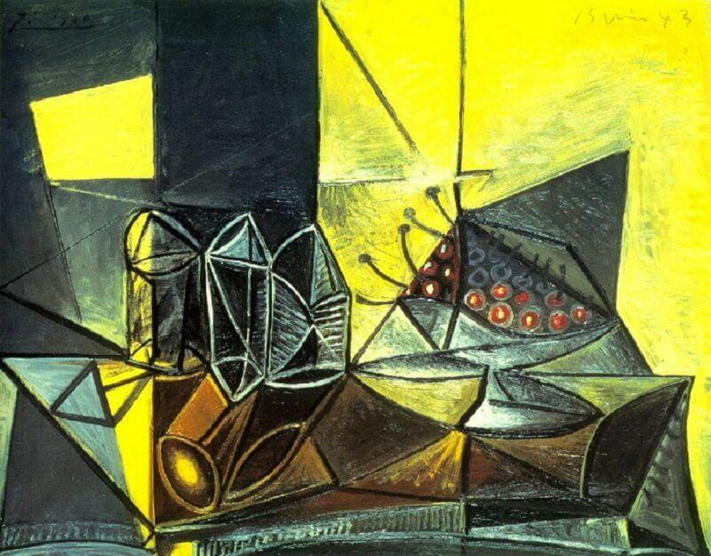 Pablo Picasso: Büfé, pablo-ruiz-picasso.net