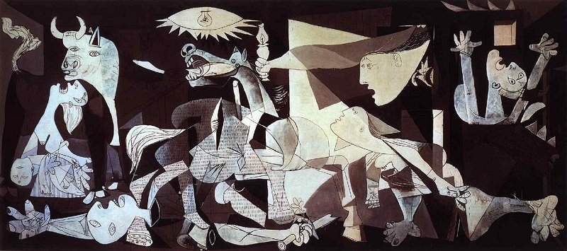 Pablo Picasso: Guernica, pablopicasso.org
