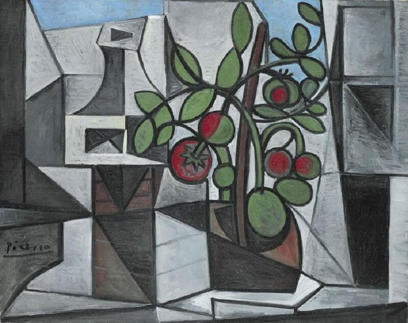 Pablo Picasso: Kancsó és paradicsom, pablo-ruiz-picasso.net
