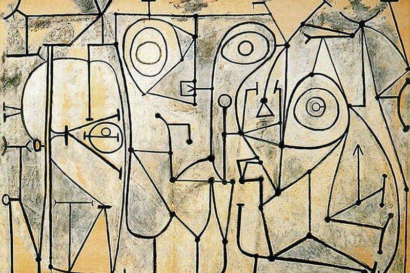 Pablo Picasso: A konyha, widewalls.ch
