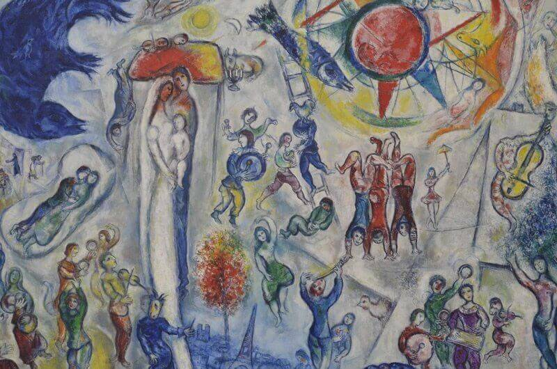 Marc Chagall: Az élet