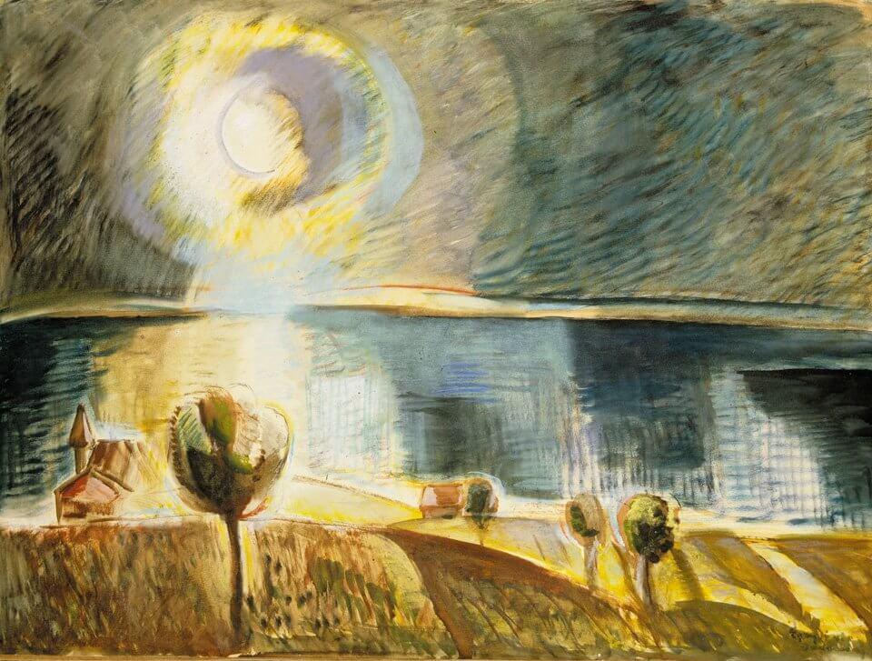 Egry József: Napfelkelte