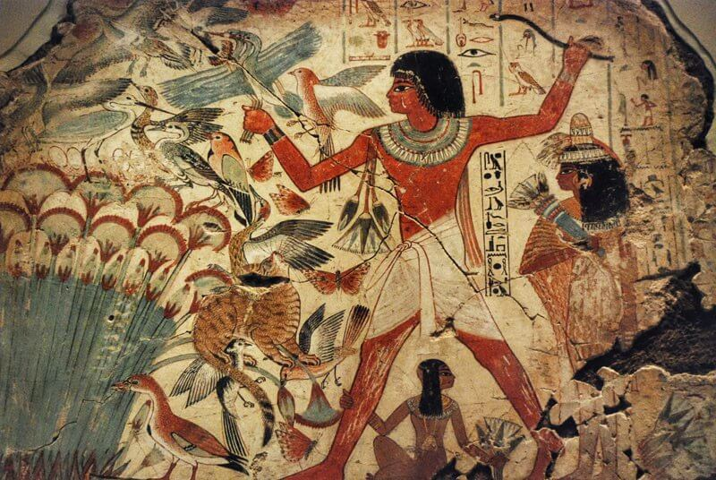 Egyiptomi vadászok, ancient.hu