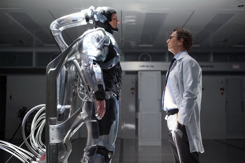 Jelenetfotó a Robotzsaru (2014) című filmből, vignette2.wikia.nocookie.net