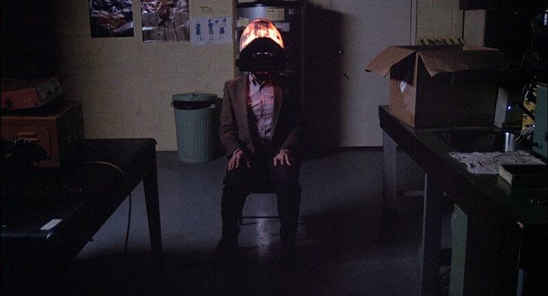 Jelenetfotó a Videodrome (1983) című filmből, altscreen.com