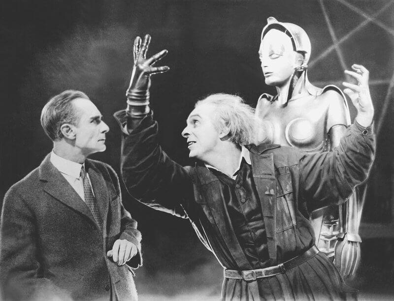 Jelenetfotó a Metropolis (1927) című filmből, thefocuspull.com
