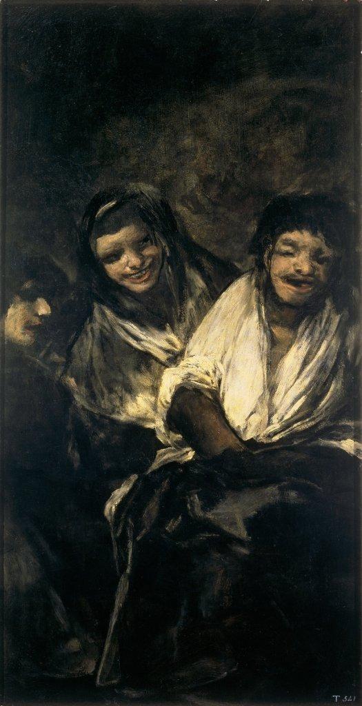 Francisco De Goya: Nevető asszonyok, wikipedia.org