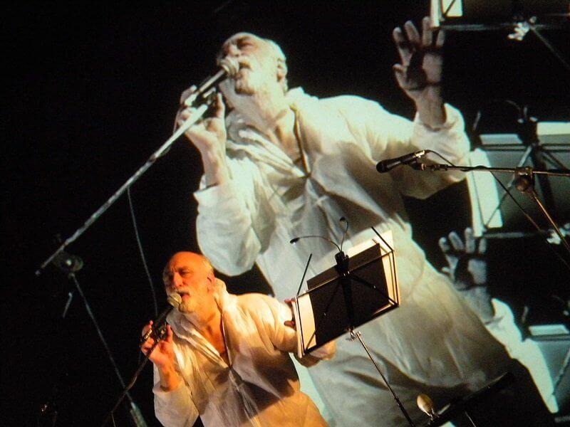 Giovanni Fontana: Költészeti performansz, epigeneticpoetry.altervista.org