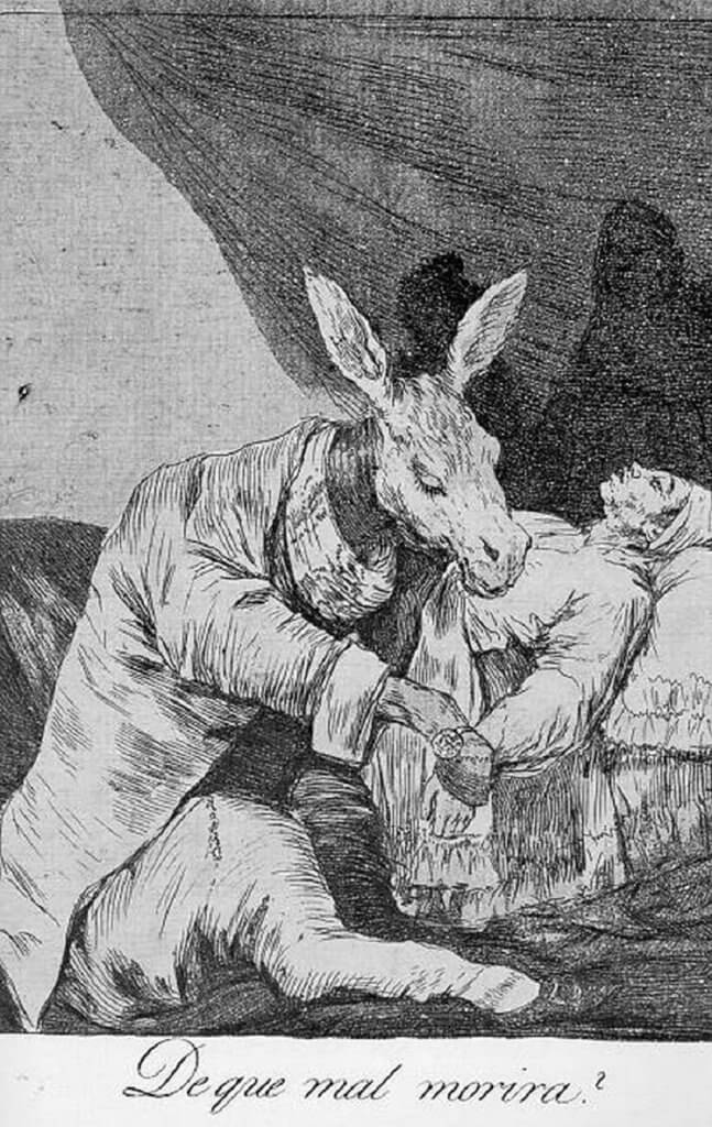 Francisco de Goya y Lucientes: Caprichos