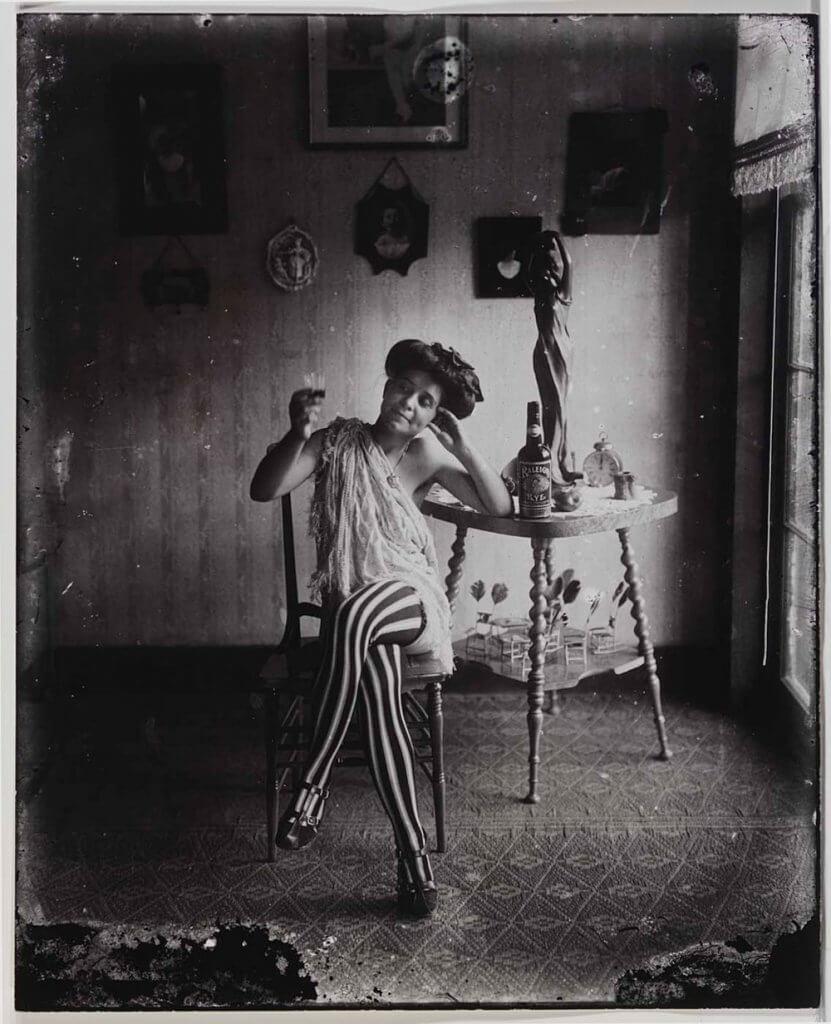 E. J. Bellocq fotója