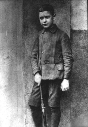 József Attila 1918-ban