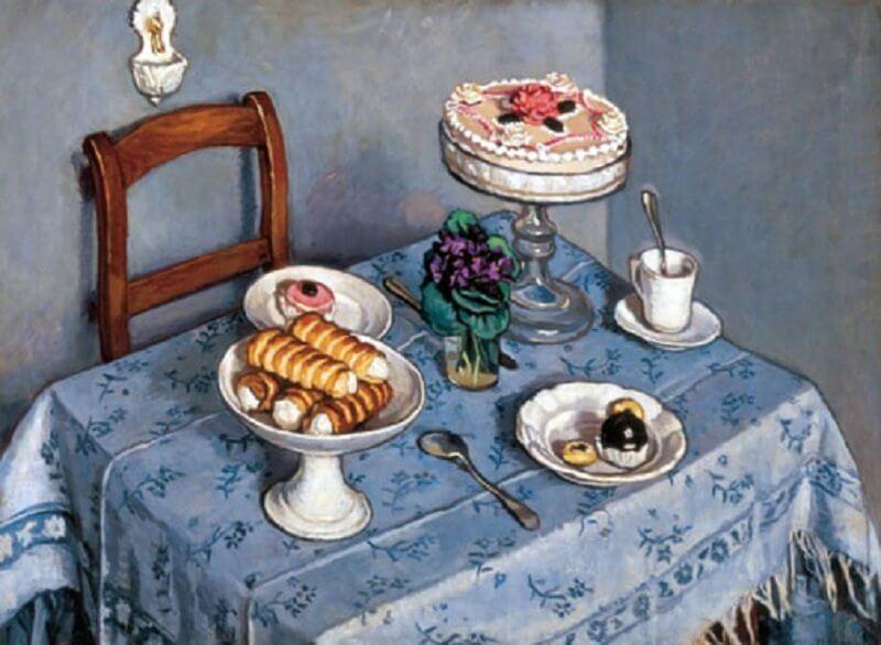 Fényes Adolf: Kugler sütemények, liveinternet.ru