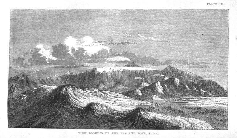 Illusztráció Lyell könyvéből, library.missouri.edu/