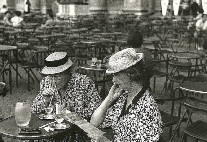 Idős hölgyek, caruso.blog.hu