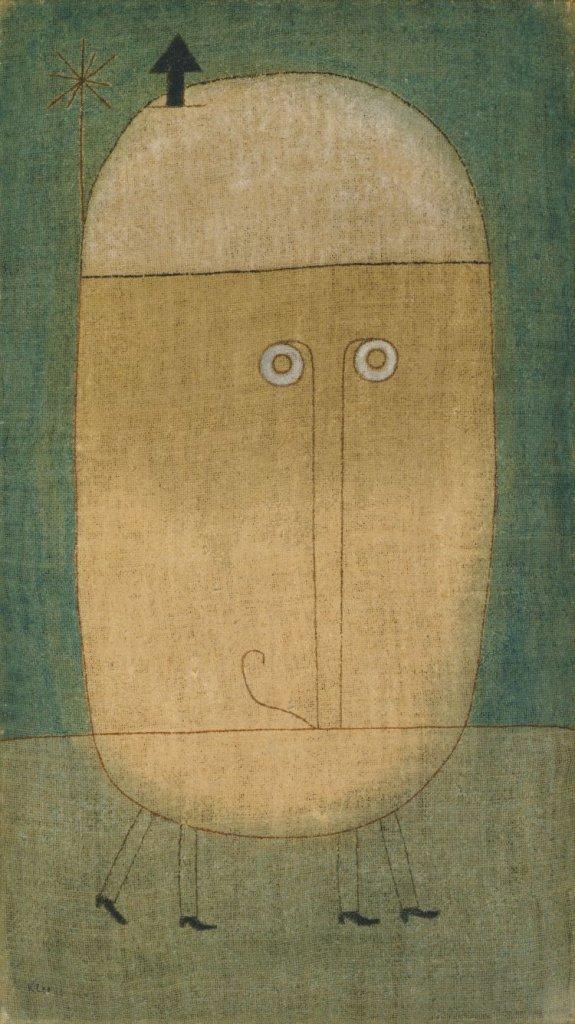 Paul Klee: A félelem maszkja