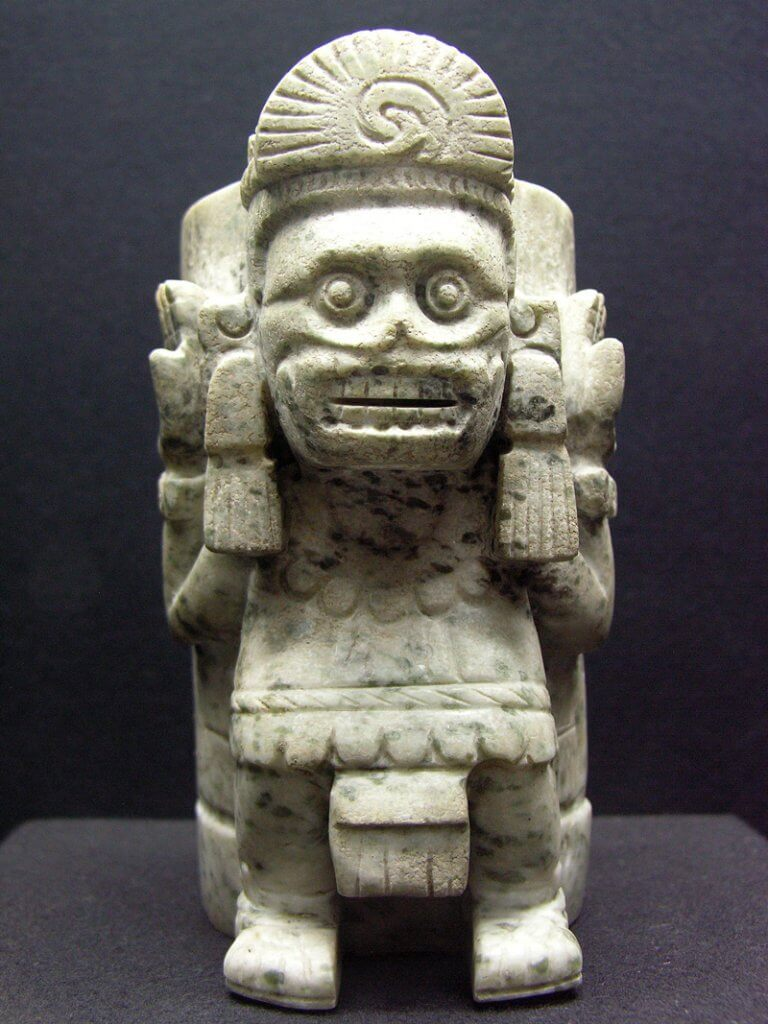 Mictlantecuhtli, a halál azték istene, ancient.eu