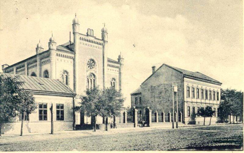 A nyíregyházi zsinagóga