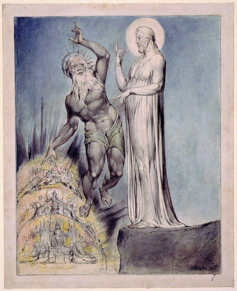 William Blake: A második megkísértés, huffintonpost.com