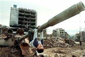 KÉP SZARAJEVÓBÓL, 1994