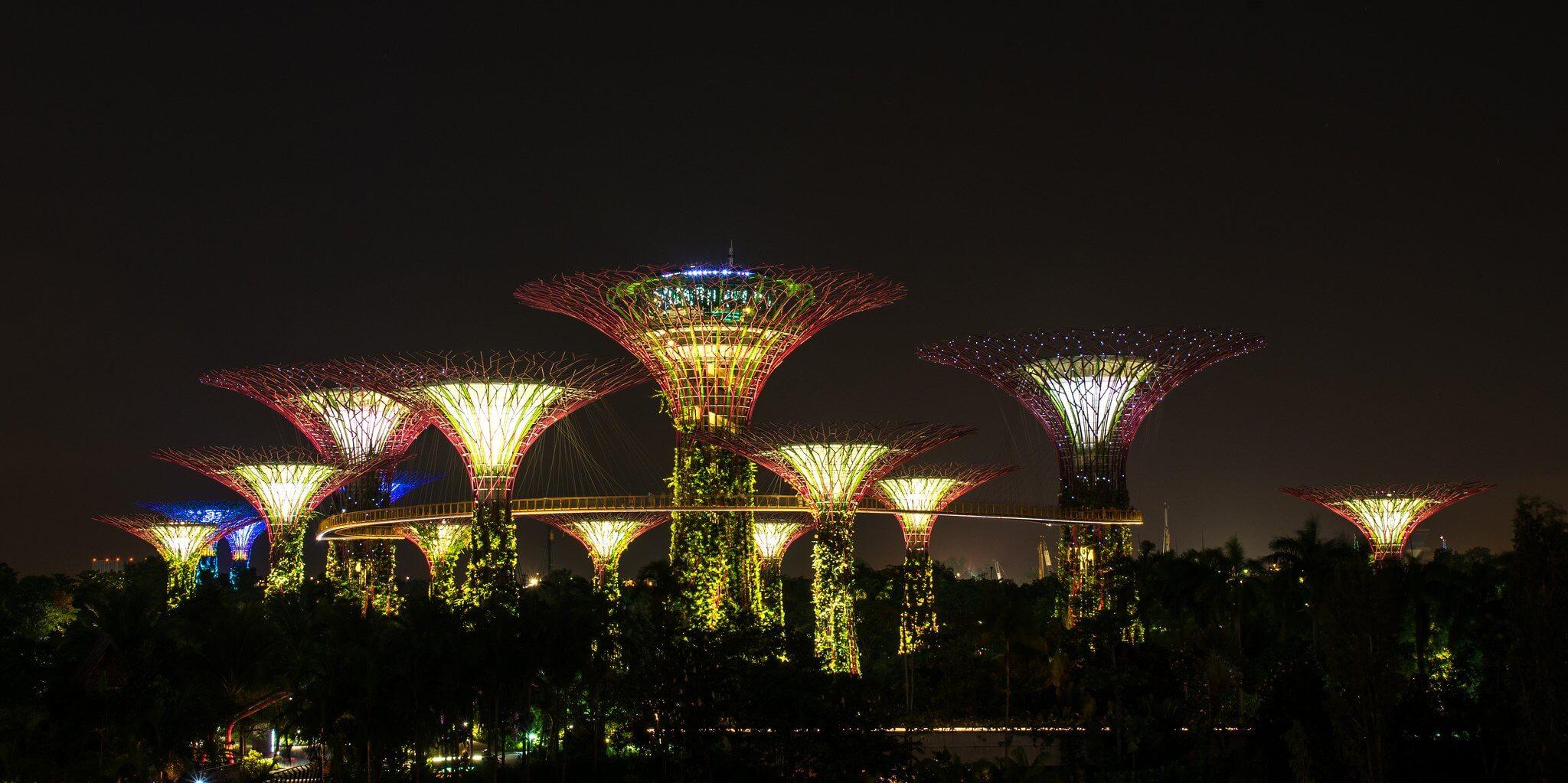 Kai Lehmann: Szingapúr, flickr.com