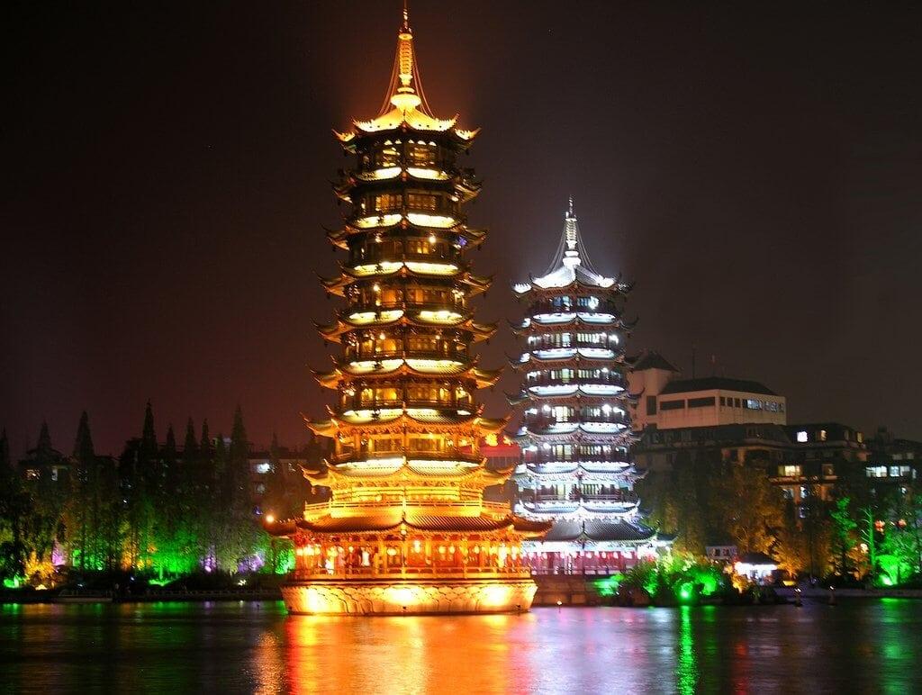 Dennis Jarvis: Kína, flickr.com