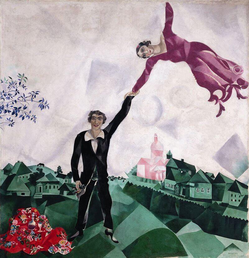 Marc Chagall: Séta