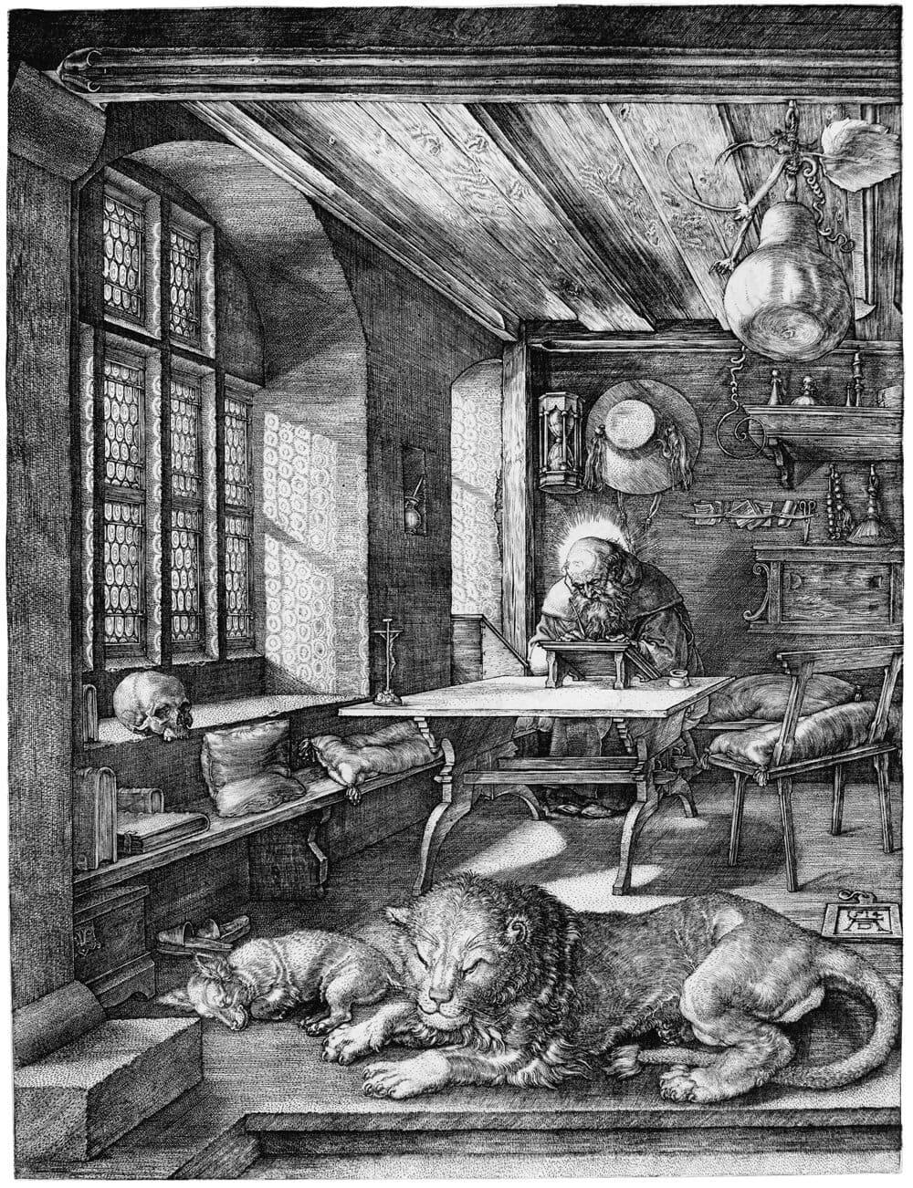 Jacopo Bassano: Az állatok Noé bárkájára mennek