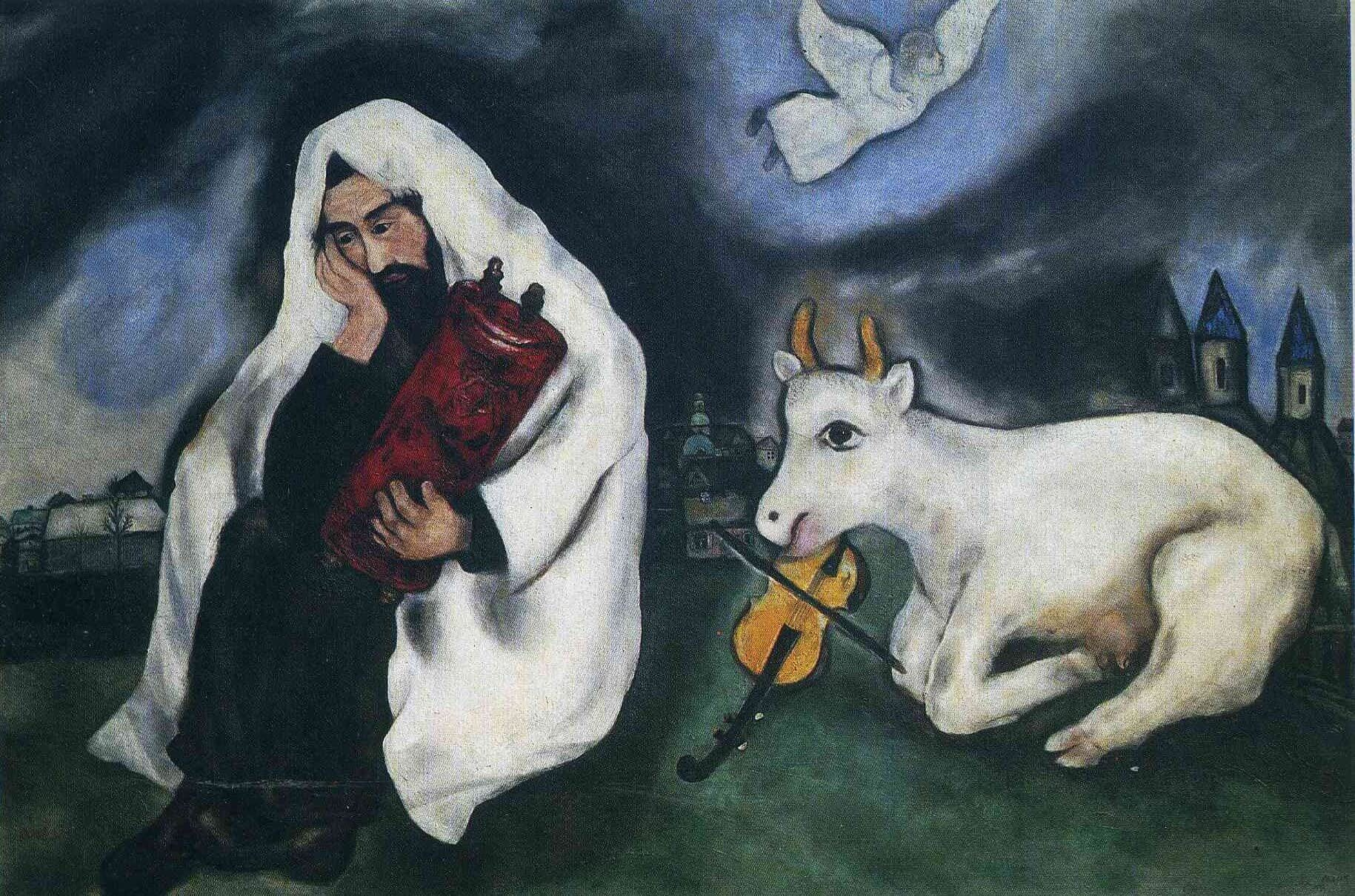 Marc Chagall: Magány