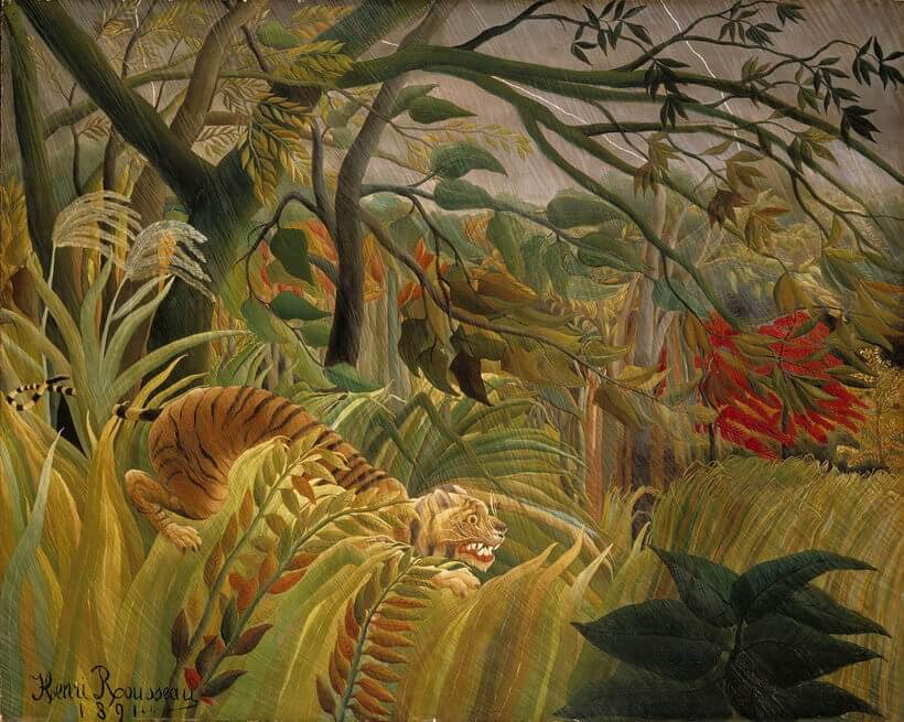 Surprised-Rousseau