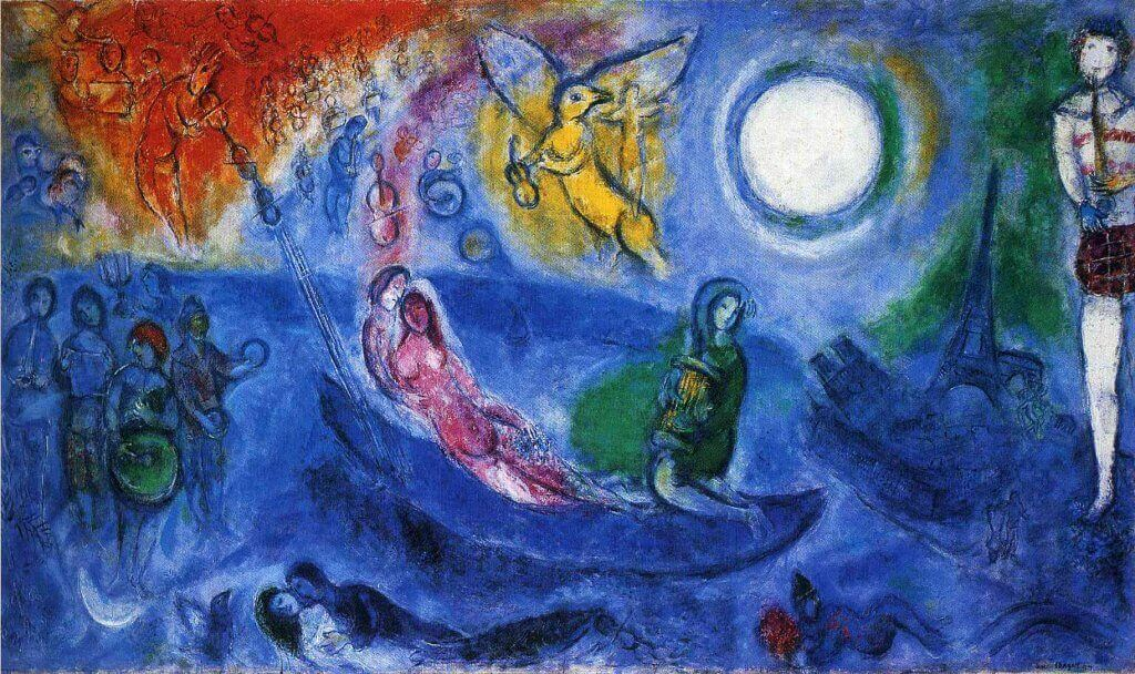 Marc Chagall: A koncert