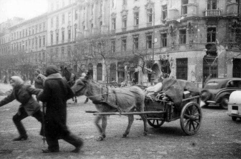Budapest, 1945