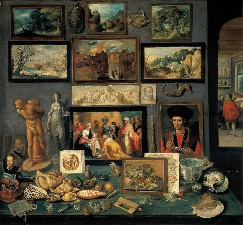II. Frans Francken: Művészeti- és ritkasággyűjtemény, commons.wikimedia.org