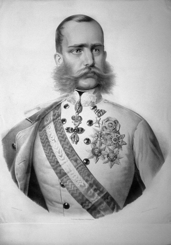 Ferenc József, wikimedia.com