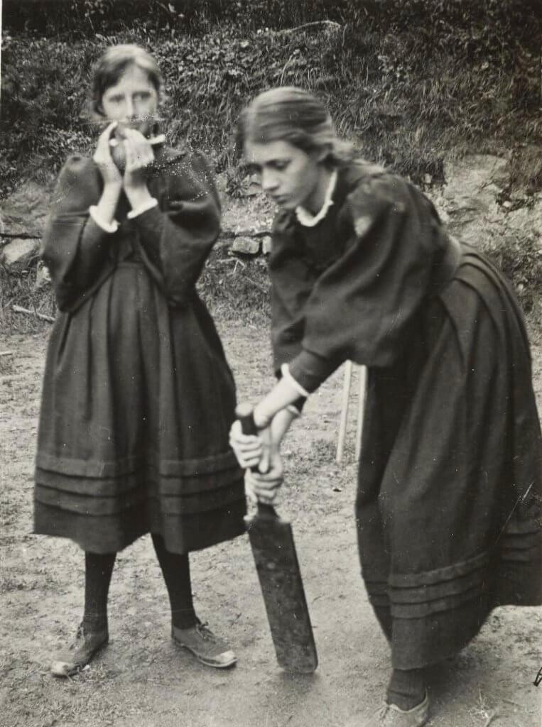 Virginia Woolf és Vanessa Bell, wikimedia.org