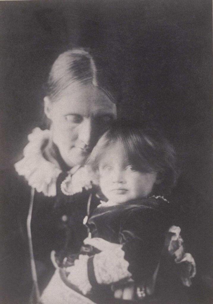 Virginia Woolf és édesanyja, Julia Duckworth Stephen, smith.edu