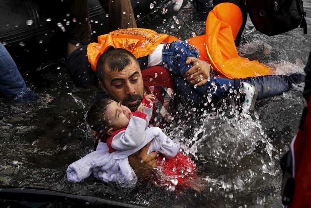Emberár – A modern népvándorlás szemtanúi | Pulitzer-díjasok