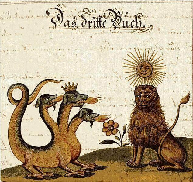 Illusztráció a Clavis Artisból (17. század), commons.wikimedia.org