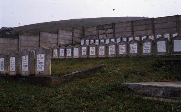 Zsidó áldozatok temetője (fortepan.hu)