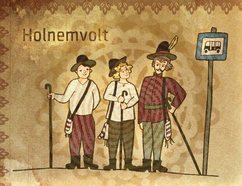 HOLNEMVOLT