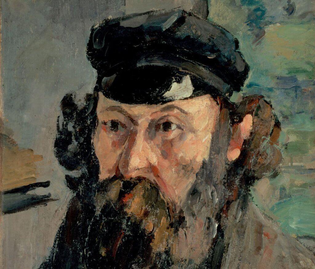 PAUL CÉZANNE ÖNARCKÉPEI