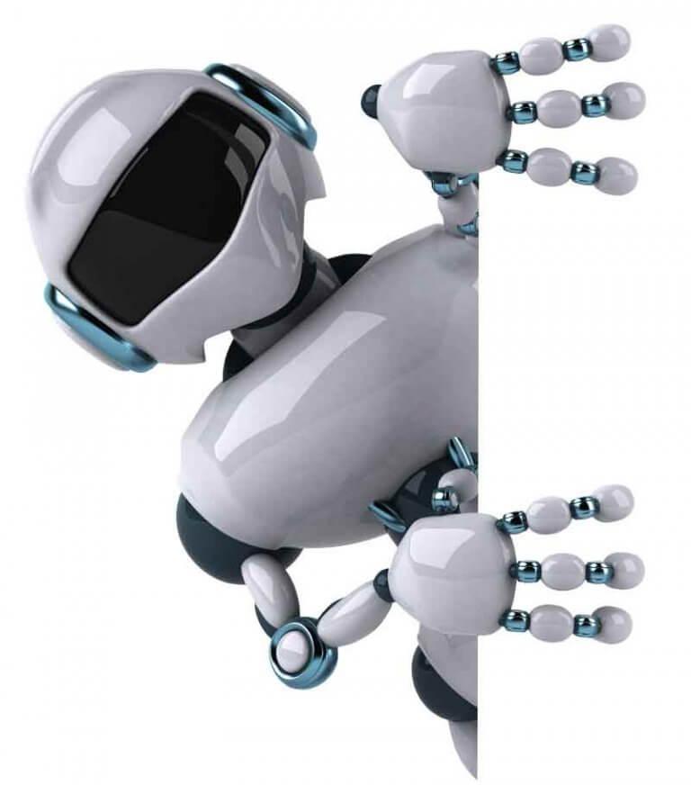 ROBOTOK A KERTEK ALATT