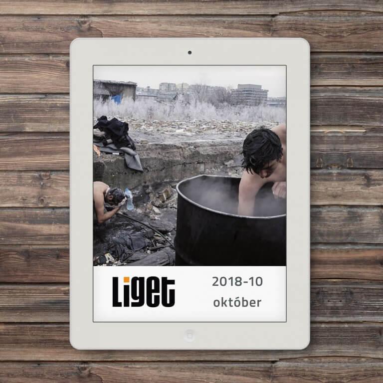 LIGET FOLYÓIRAT | 2018 OKTÓBER