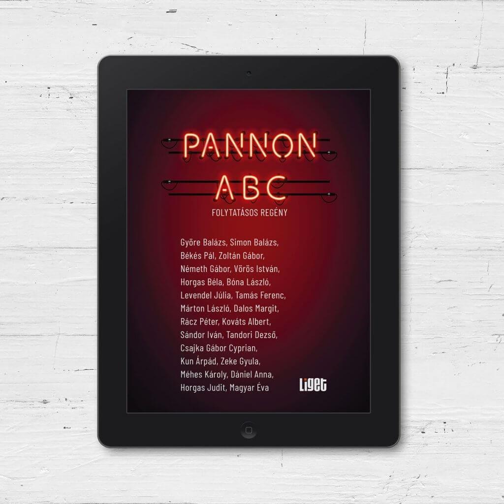 ÚJ E-KÖNYVÜNK: PANNON ABC